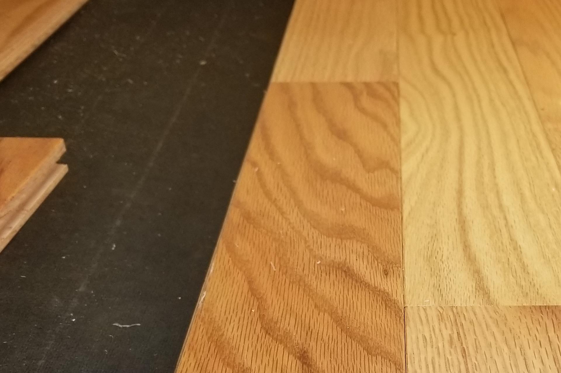 New Floors Service